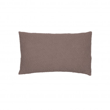 Coussin Maia Brun Taupe 30 X 50