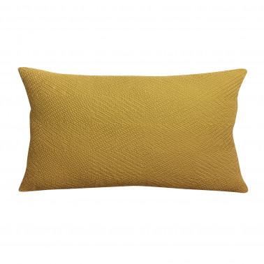 Coussin stonewashed Ava Absynthe 30 x 50