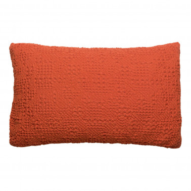 Coussin stonewashed Tana Rooibos 40 x 65