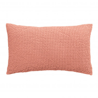 Coussin stonewashed Maia Pétale 30 x 50