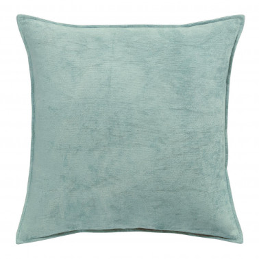 Coussin Velor Sauge 45 x 45