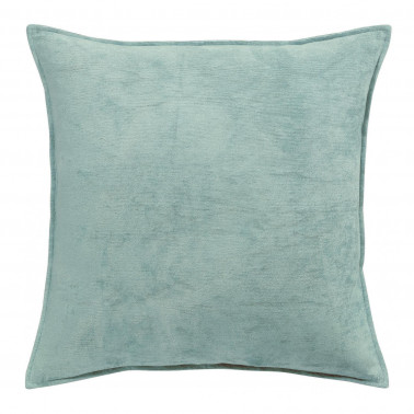 Coussin Velor Sauge 60 x 60