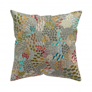 Coussin Anime Alana Mineral 45 X 45