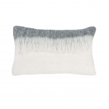 Coussin MERRY GRIS 30 X 50