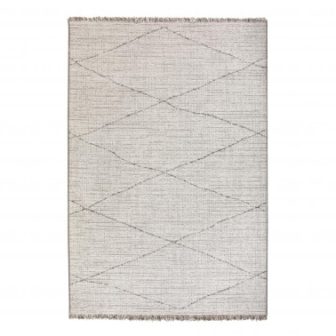 Tapis Tweed Neige 200 x 290