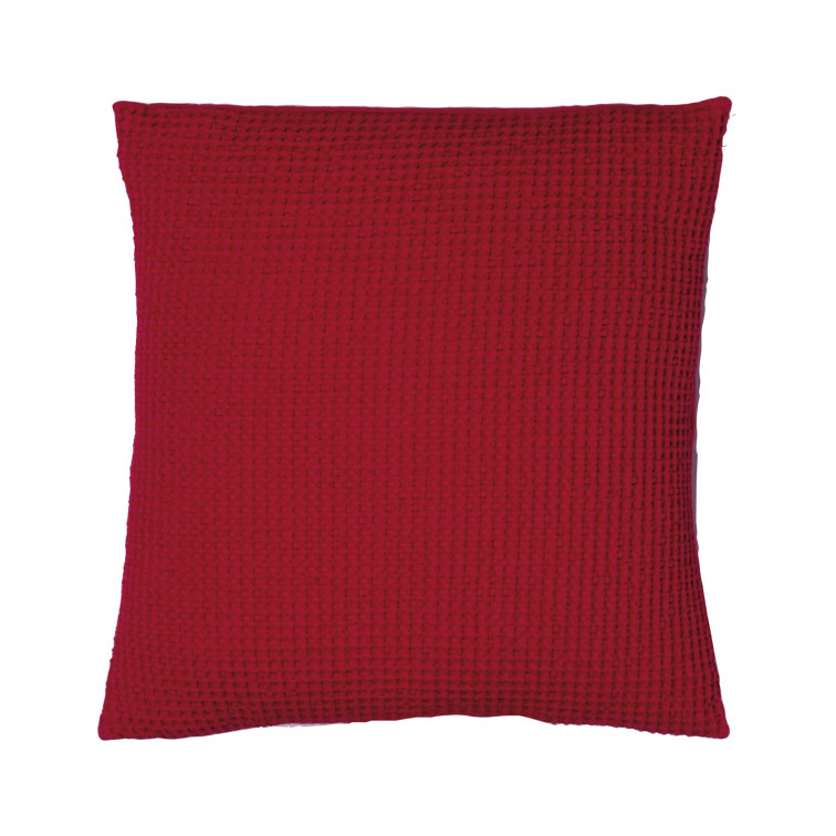 Coussin Maia Rouge Tango 45 X 45