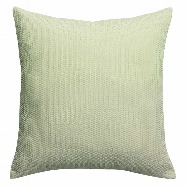 Coussin stonewashed Musa Lin 45 x 45