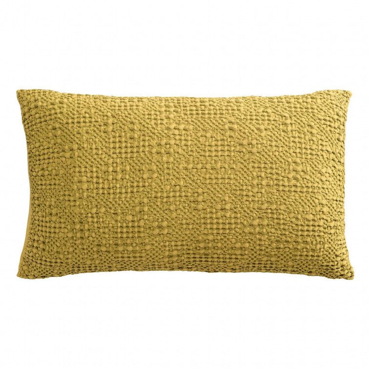 Coussin Stonewashed Tana Absynthe 40 x 65