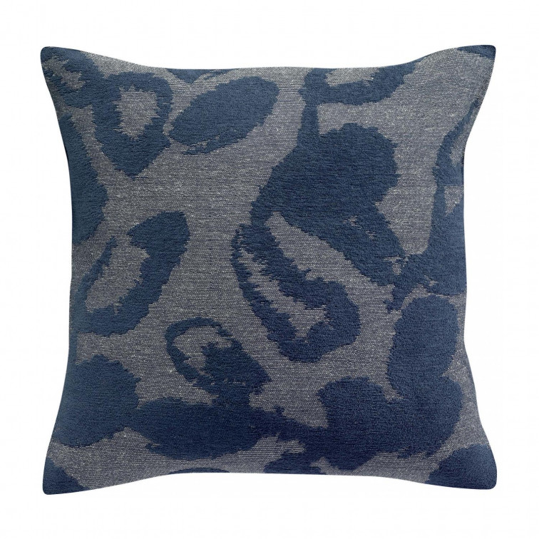 Coussin Hinda Encre 45 X 45