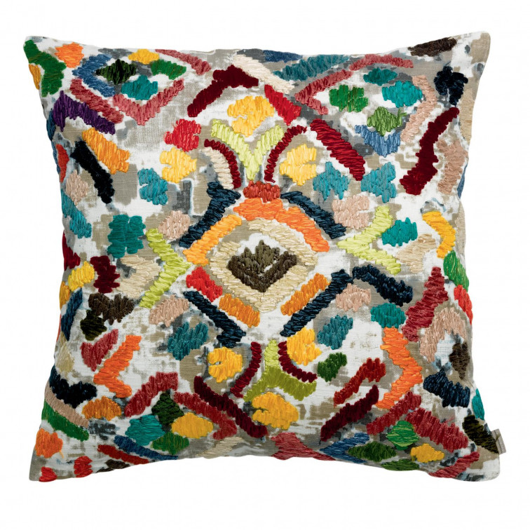 Coussin Camille Multico 45 x 45