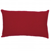 Coussin Maia Rouge Tango 30 X 50