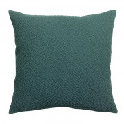 Coussin stonewashed Ava Prusse 45 x 45