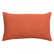 Coussin stonewashed Musa Citrouille 30 x 50