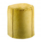 Pouf Velor Curry 0 X 40 X 42