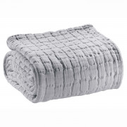 Couvre-lit stonewashed Swami Perle 240 x 260