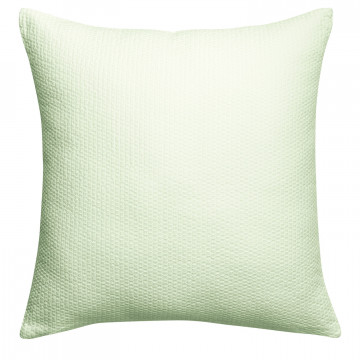 Coussin stonewashed Musa Craie 45 x 45