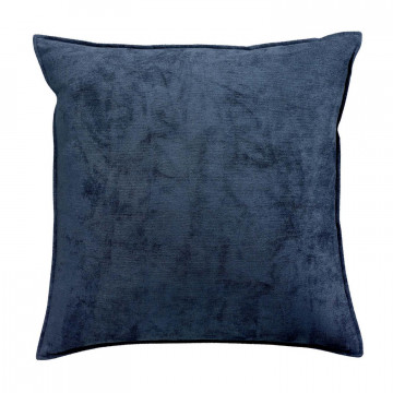 Coussin Velor Encre 45 X 45