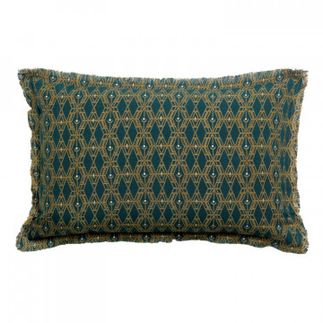 Coussin Tess Paon 40 x 65