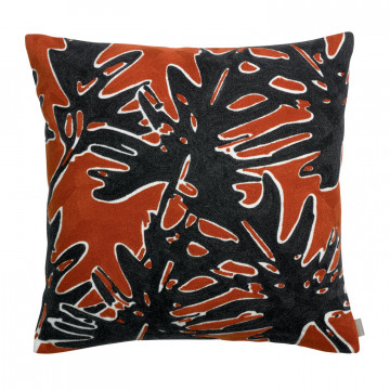 Coussin Coco brodé Rooibos 45 x 45