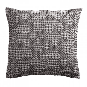 Coussin Stonewashed Talin Tonnerre 45 x 45