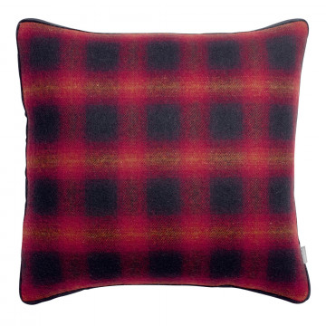 Coussin Lina Rubis 45 x 45