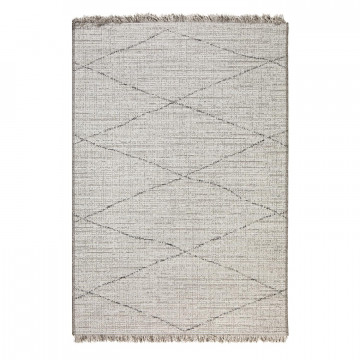 Tapis Tweed Neige 120 x 170