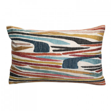 Coussin Stan Craie 30 x 50