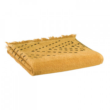 Serviette de toilette Julia Bronze 50 x 100