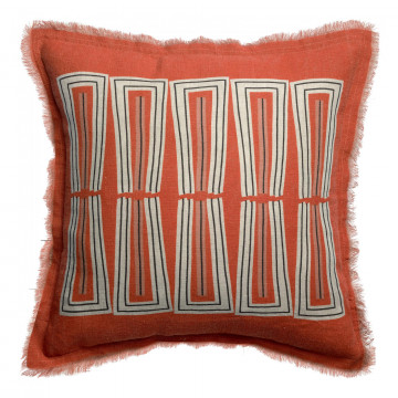Coussin Zeff Kenza Rooibos 45 x 45