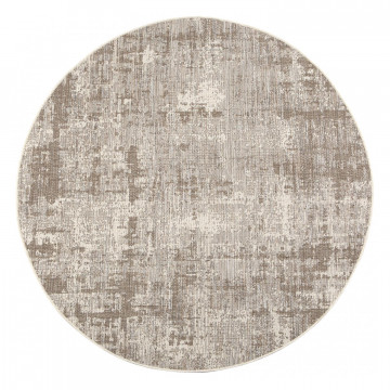 Tapis Catania Naturel Diamètre 160 cm